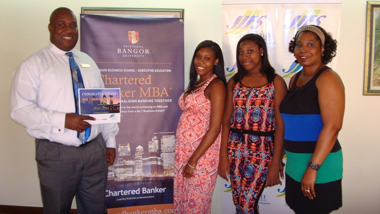 Prestigious Scholarship Awarded to Jamaican Banker for Top MBA Programme